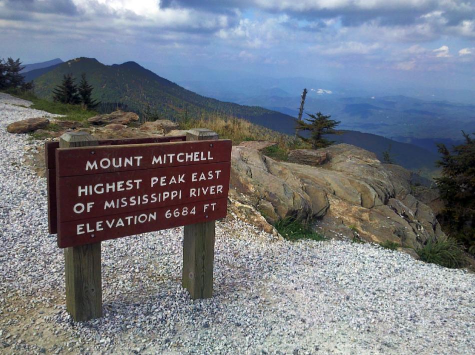 Mount Mitchell Challenge
